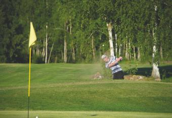 Regional Golf Courses
