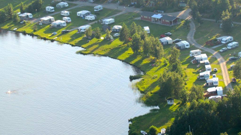 Strandis Camping